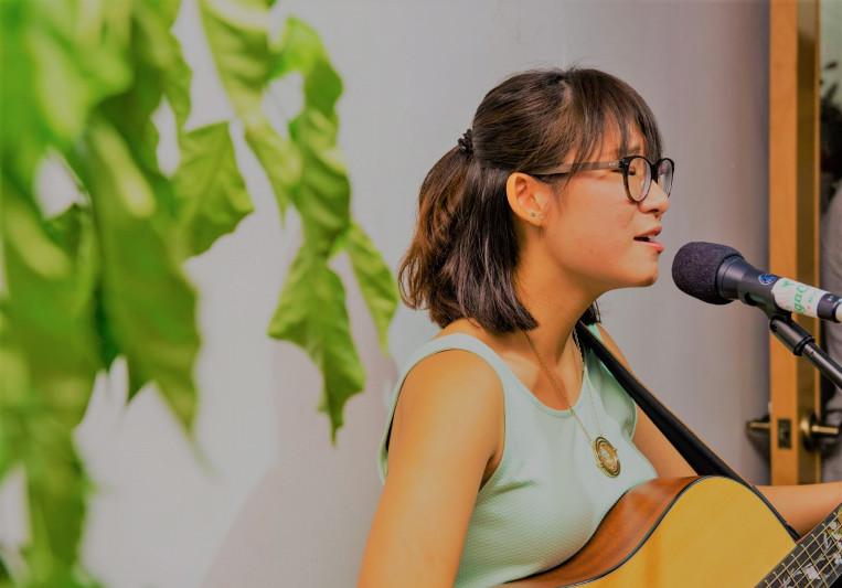 Olga Chung on SoundBetter