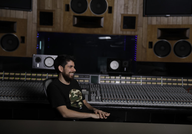 Davy Nathan on SoundBetter