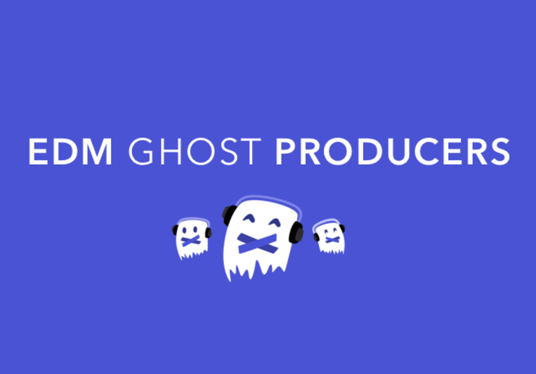 EDM Ghost Producers on SoundBetter