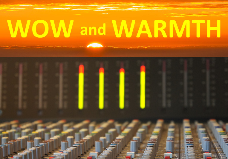 WOW and WARMTH on SoundBetter
