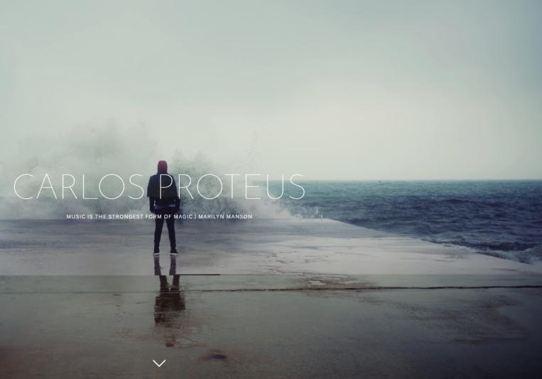 Carlos Proteus on SoundBetter