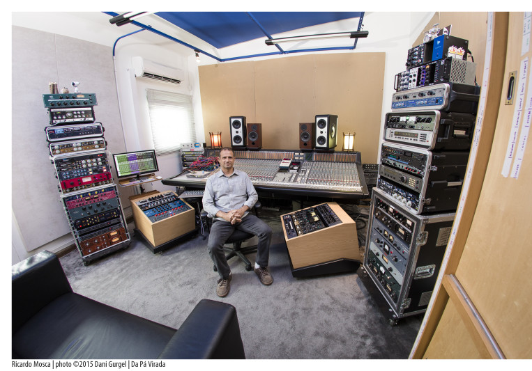 Ricardo Mosca on SoundBetter