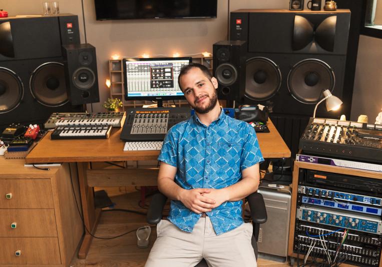 Noam Levinberg on SoundBetter