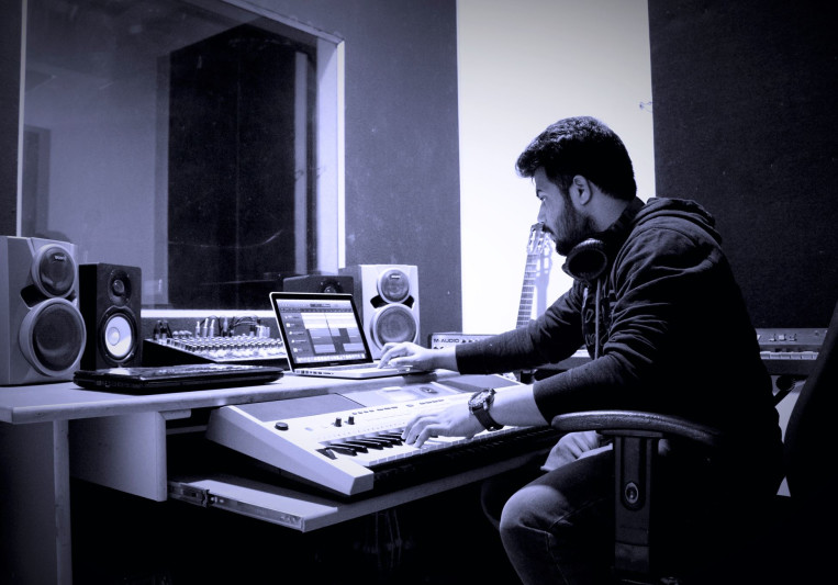 Vinay Abhishek on SoundBetter