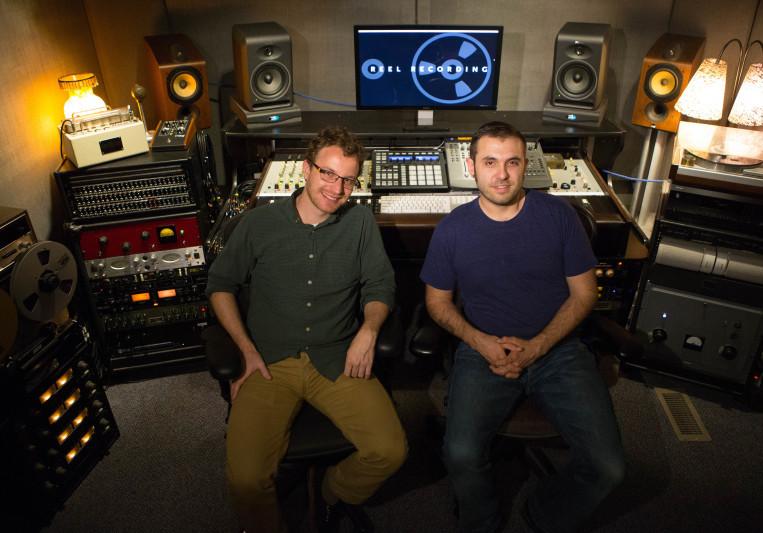 Reel Recording on SoundBetter