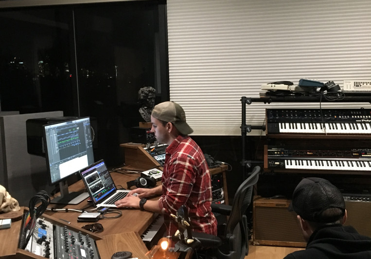 Bert Elliott on SoundBetter