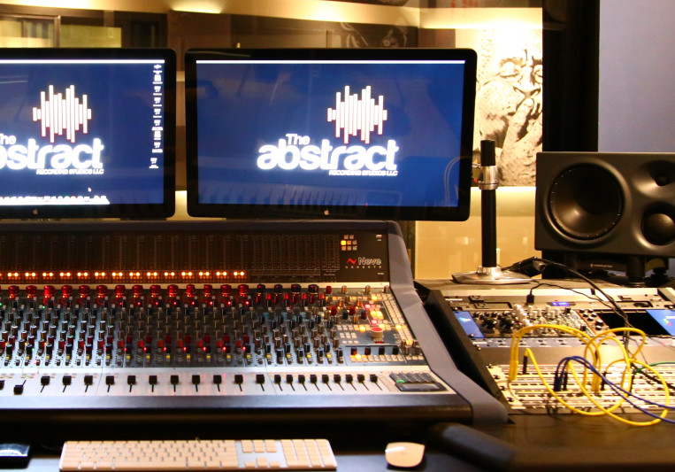 Abstract Recording Studios on SoundBetter