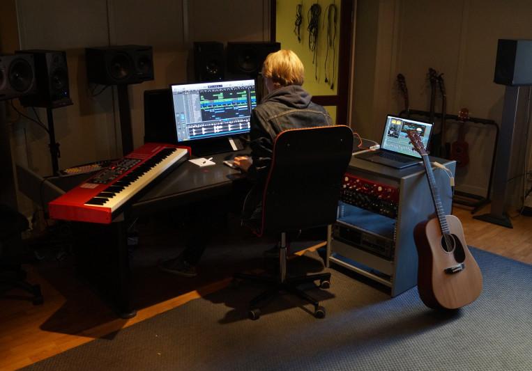 Axel Liljas on SoundBetter