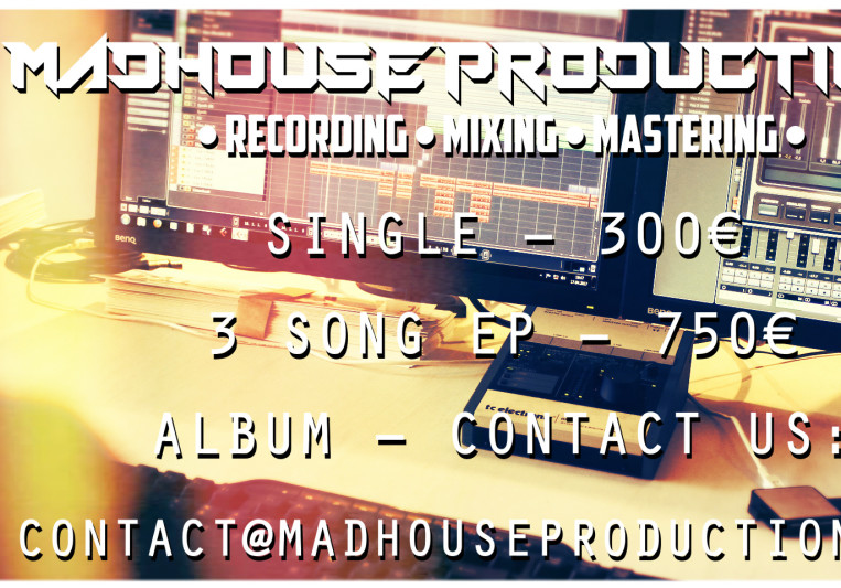 Madhouse Productions on SoundBetter