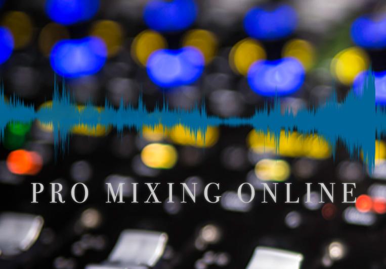Pro Mixing Online on SoundBetter