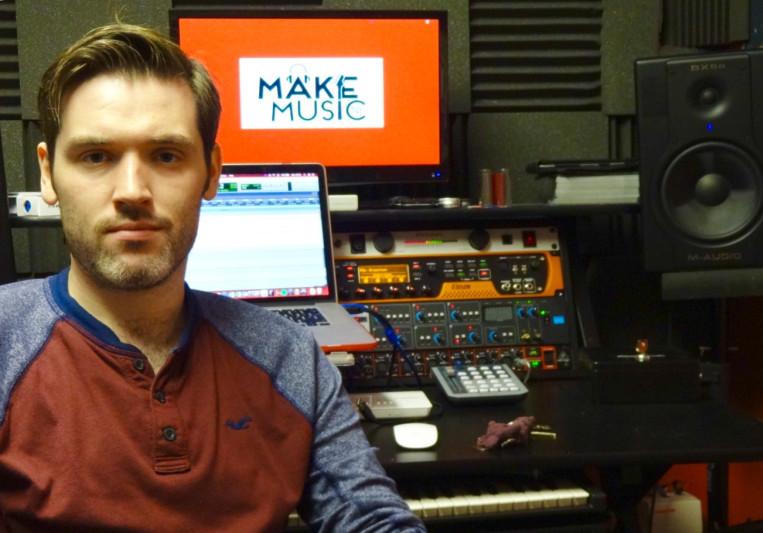 MAKE Music NI on SoundBetter