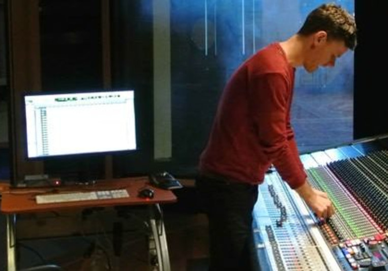 Tony Divine on SoundBetter