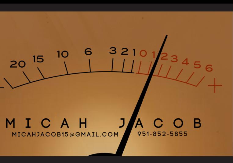 Micah Jacob on SoundBetter