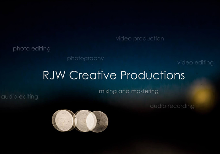 RJW Creative Productions on SoundBetter