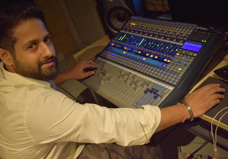 KABIR SINGH BHOMRAH(Kay Bom) on SoundBetter