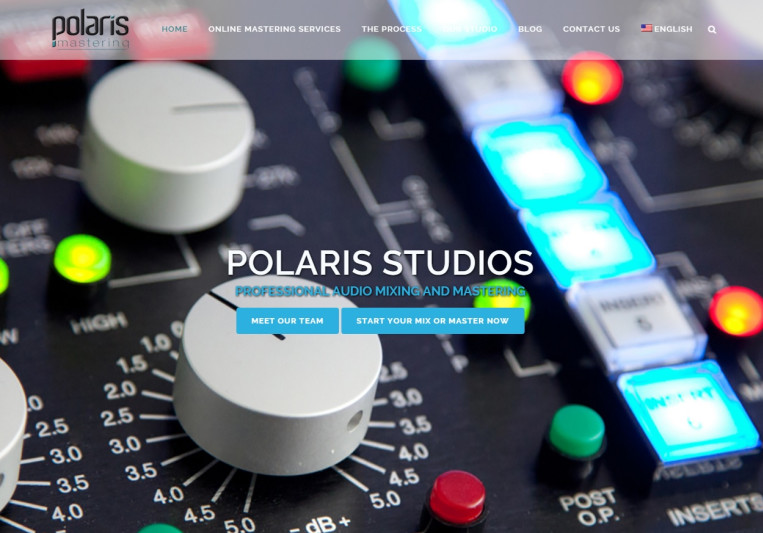 Polaris Studios on SoundBetter