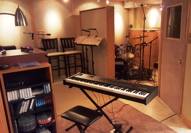 Ashton Street Studio on SoundBetter