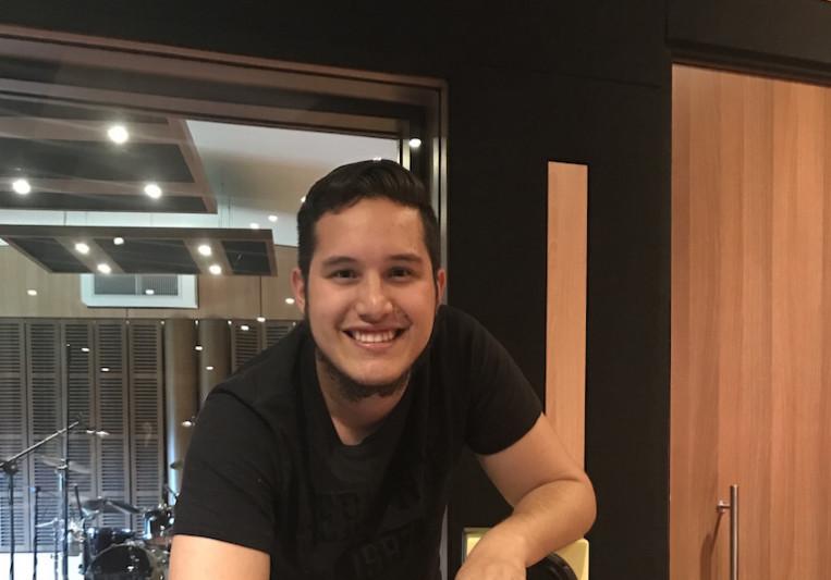Sergio Diaz on SoundBetter