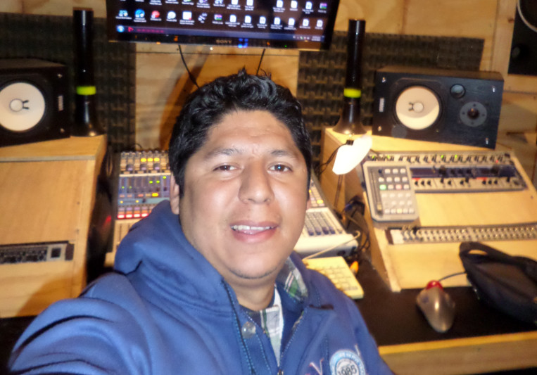Jimmy Ascencio on SoundBetter