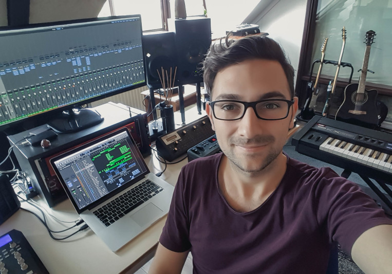 Daniel de Booij on SoundBetter