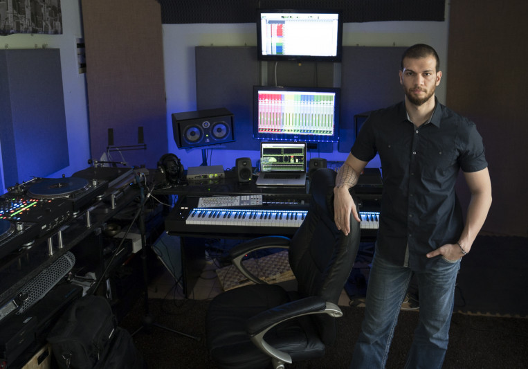 Constantine Pieros - Mixing Engineer,Sound Designer - Los
