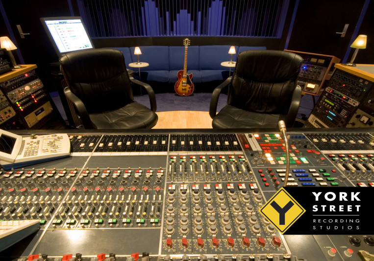 York Street Recording Studios on SoundBetter