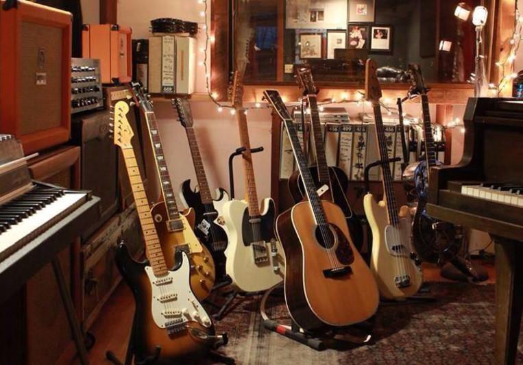 Dirt Floor Recording Studio on SoundBetter
