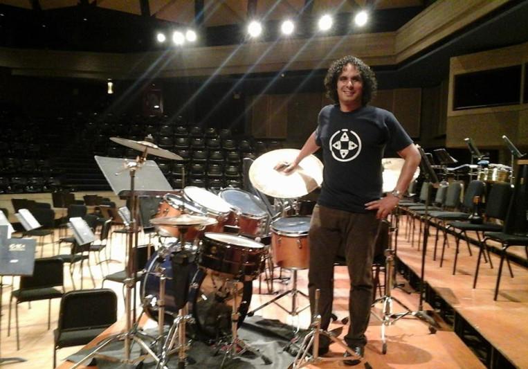 Germán Domador-domadrums- on SoundBetter