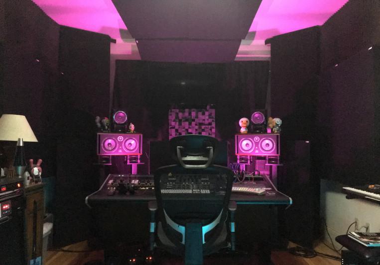 Sparemonkey Studio on SoundBetter