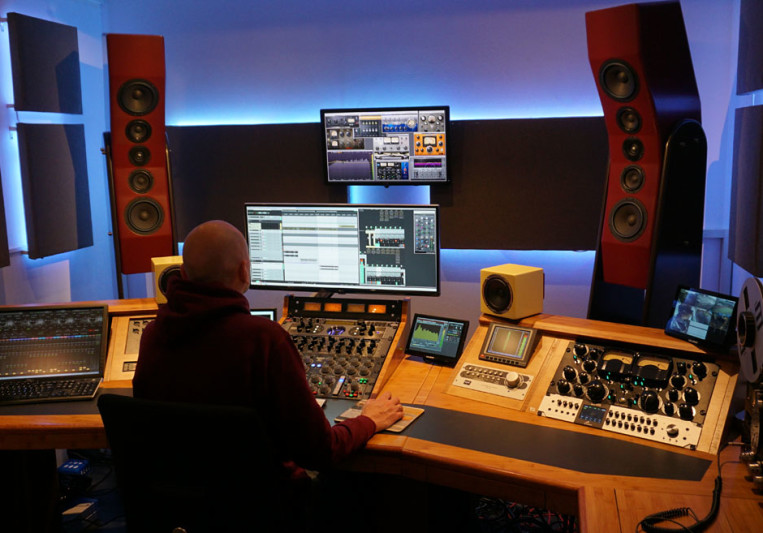 Arjan Rietvink OnlineMastering on SoundBetter