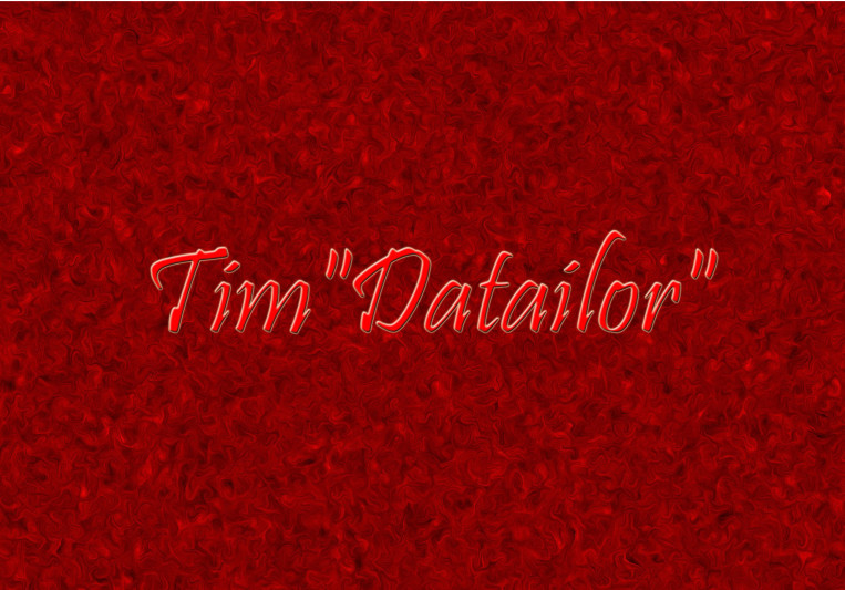 "Tim""Datailor"" on SoundBetter"