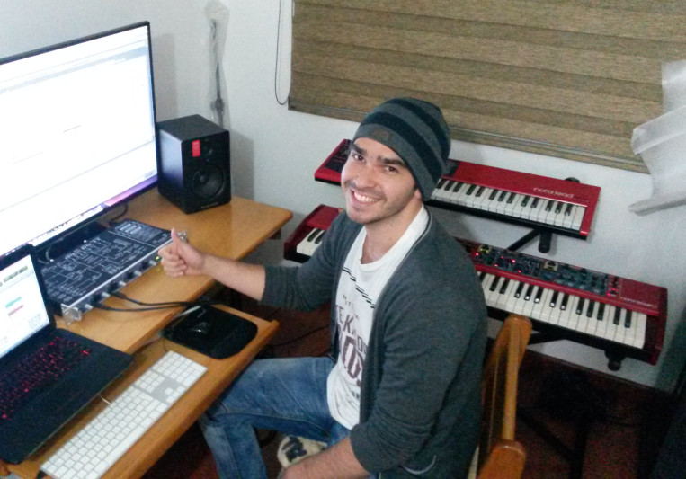 Oliver Ramirez on SoundBetter