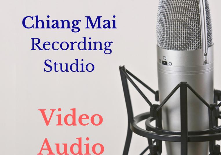 Chiang Mai Recording Studio on SoundBetter