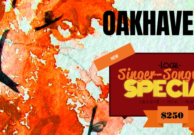 Oakhaven Studios on SoundBetter
