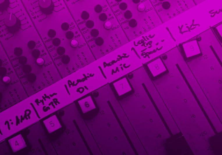 Purple Sound Engineering on SoundBetter