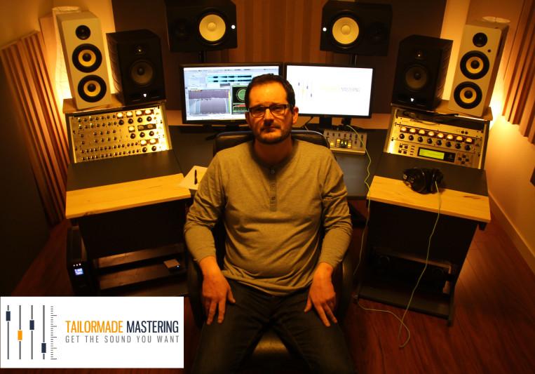 TailorMade Mastering on SoundBetter