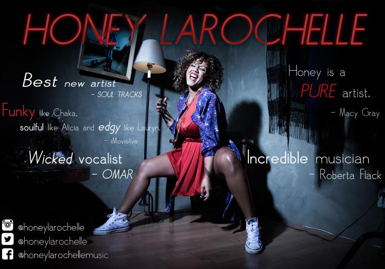 Honey Larochelle on SoundBetter