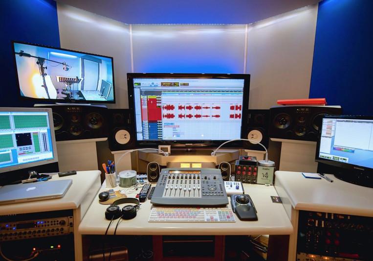 Pink Sound Studio on SoundBetter