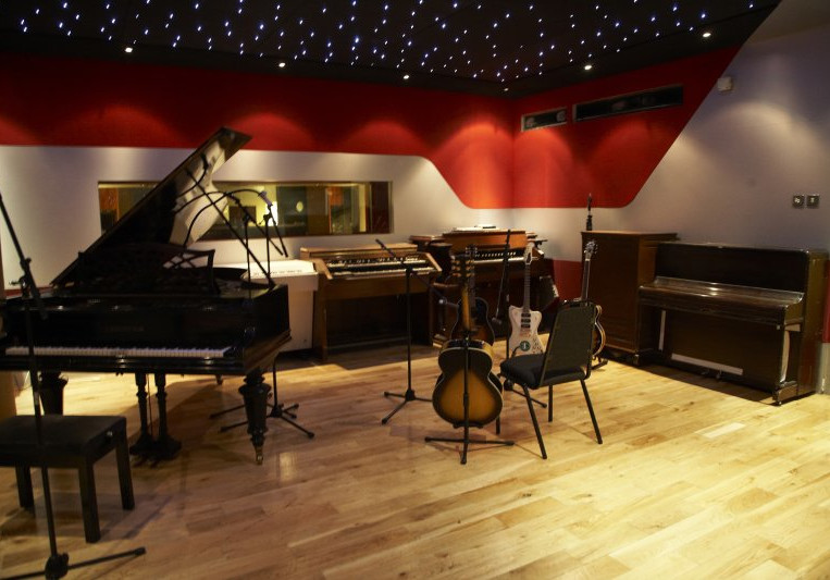Recording Studios on SoundBetter