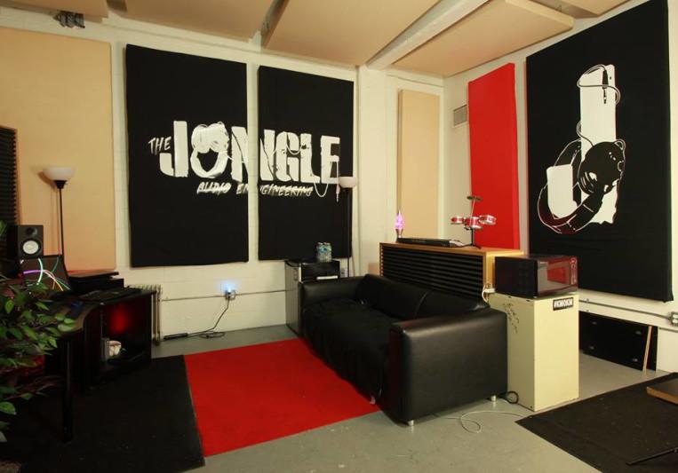 JUNGLE AE on SoundBetter
