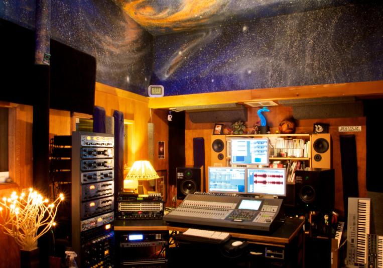 Eugene recording studio