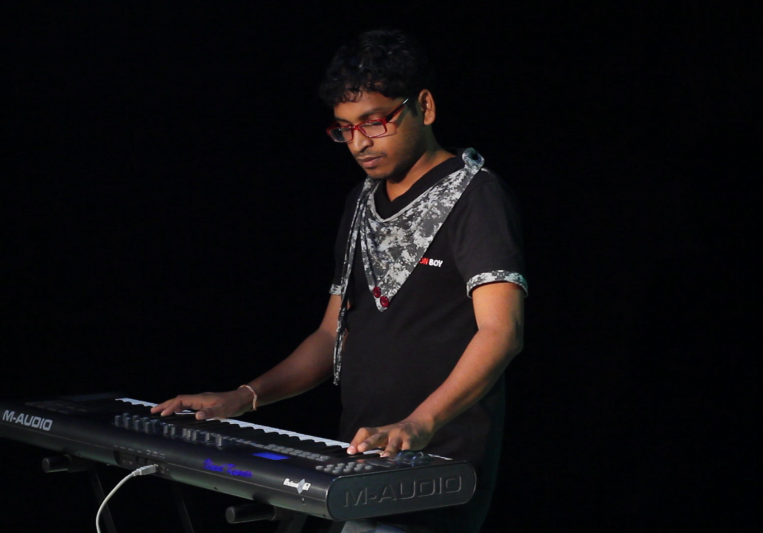 Vinod Kumar on SoundBetter