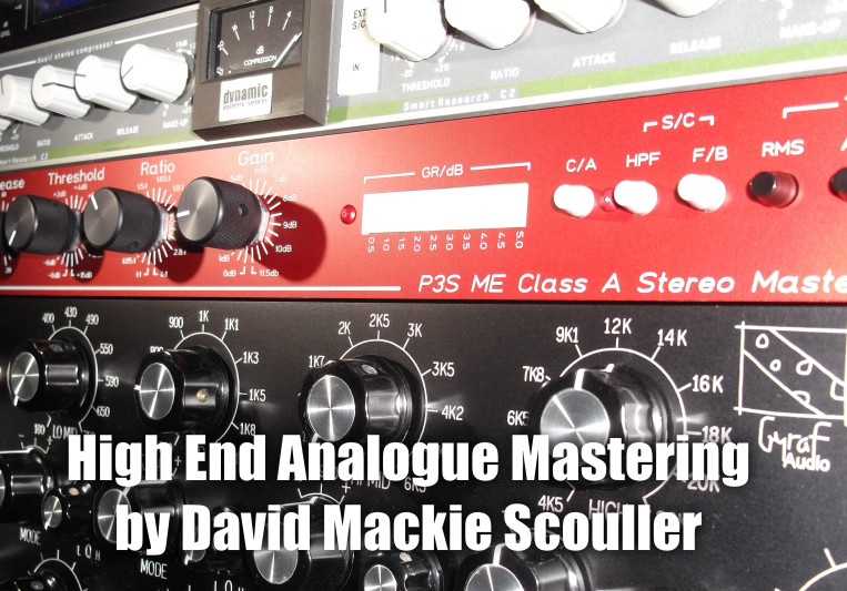 Dynamic Mastering Services on SoundBetter