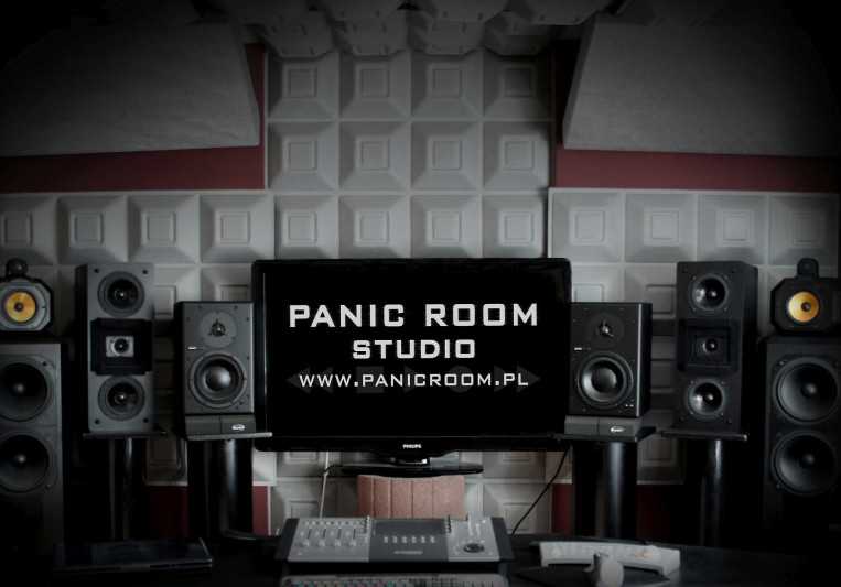 Panic Room Studio on SoundBetter