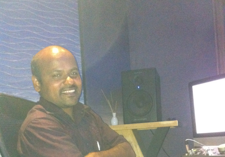 A.Anandasithan on SoundBetter