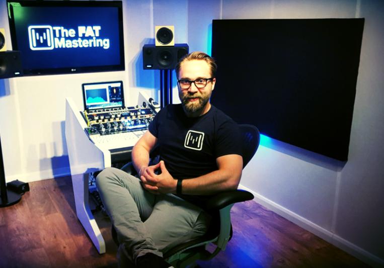 Nicky @ The Fat Mastering on SoundBetter