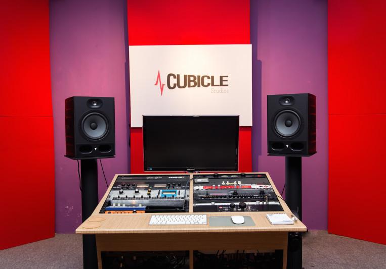 Cubicle Studio on SoundBetter