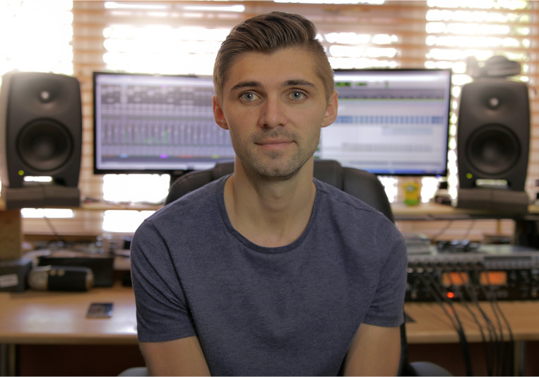 Ben Woodward on SoundBetter