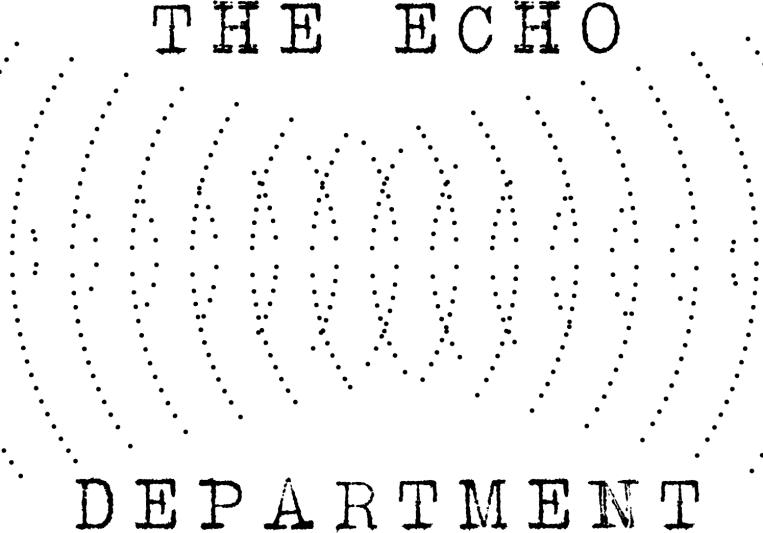 The Echo Department on SoundBetter