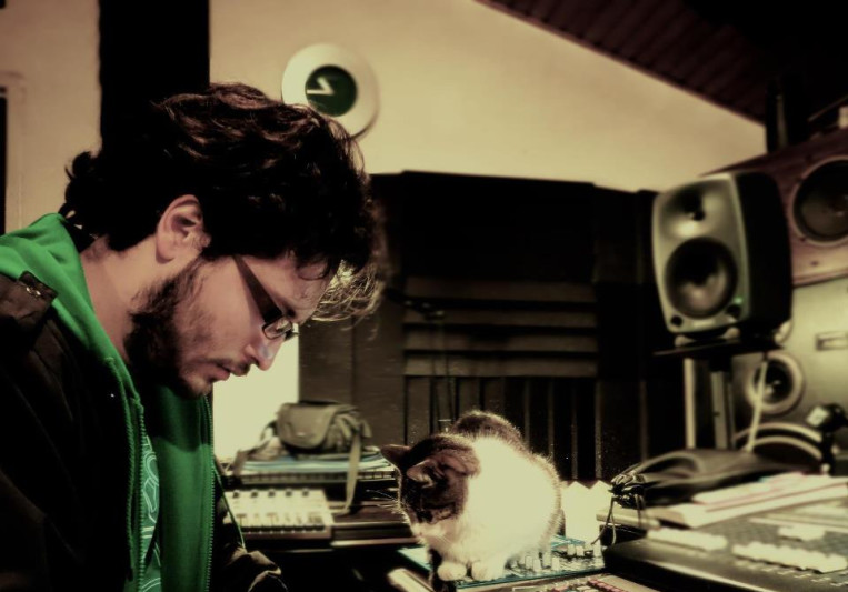 Esteban Parra on SoundBetter